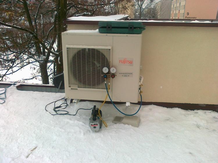 Pompa ciepła Gdańsk CP Green Energy