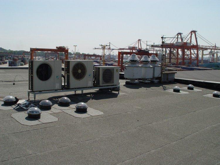 Pompa ciepła wporcie CP Green Energy